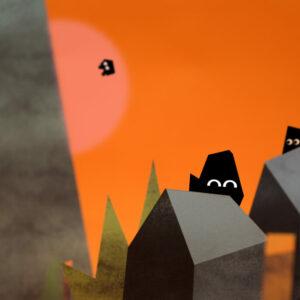 Rock Landscape by Toby Pritchard