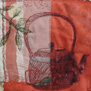 'Painting with Cloth' Landscape/Sense of Place