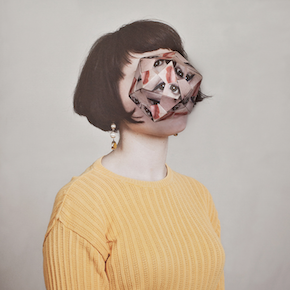 Photography and paper manipulation
