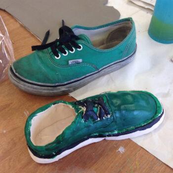 Shoe la la project by Lala Thorpe