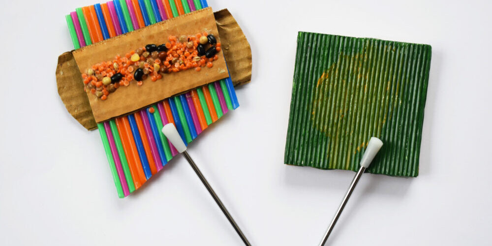 Making Musical Instruments at The Grange