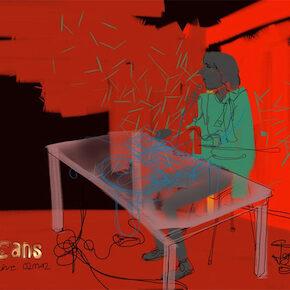 Visual Artist & Documentary Illustrator