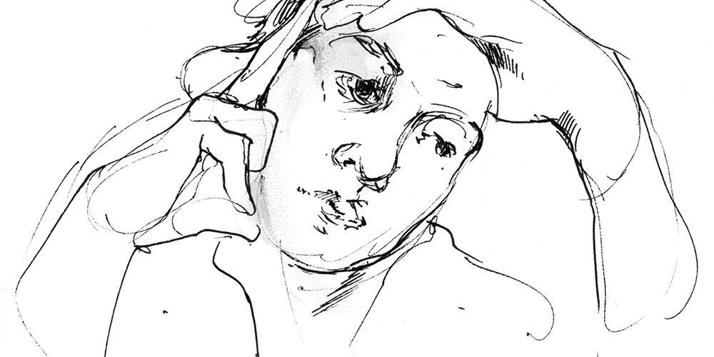 Portrait Club with Jake Spicer