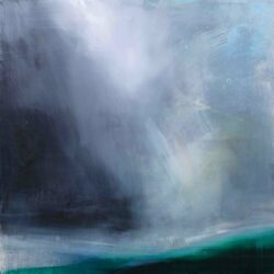 Landscape Painting by Helen Glassford