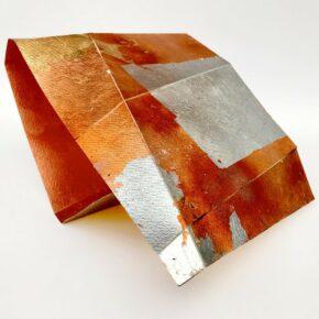 Experimental Collographs Exploring Texture And Materials