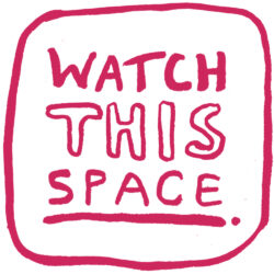 Watch This Space by Tobi Meuwissen