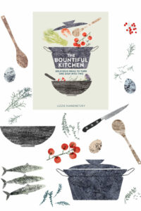 The Bountiful Kitchen Cover by Claire Harrup