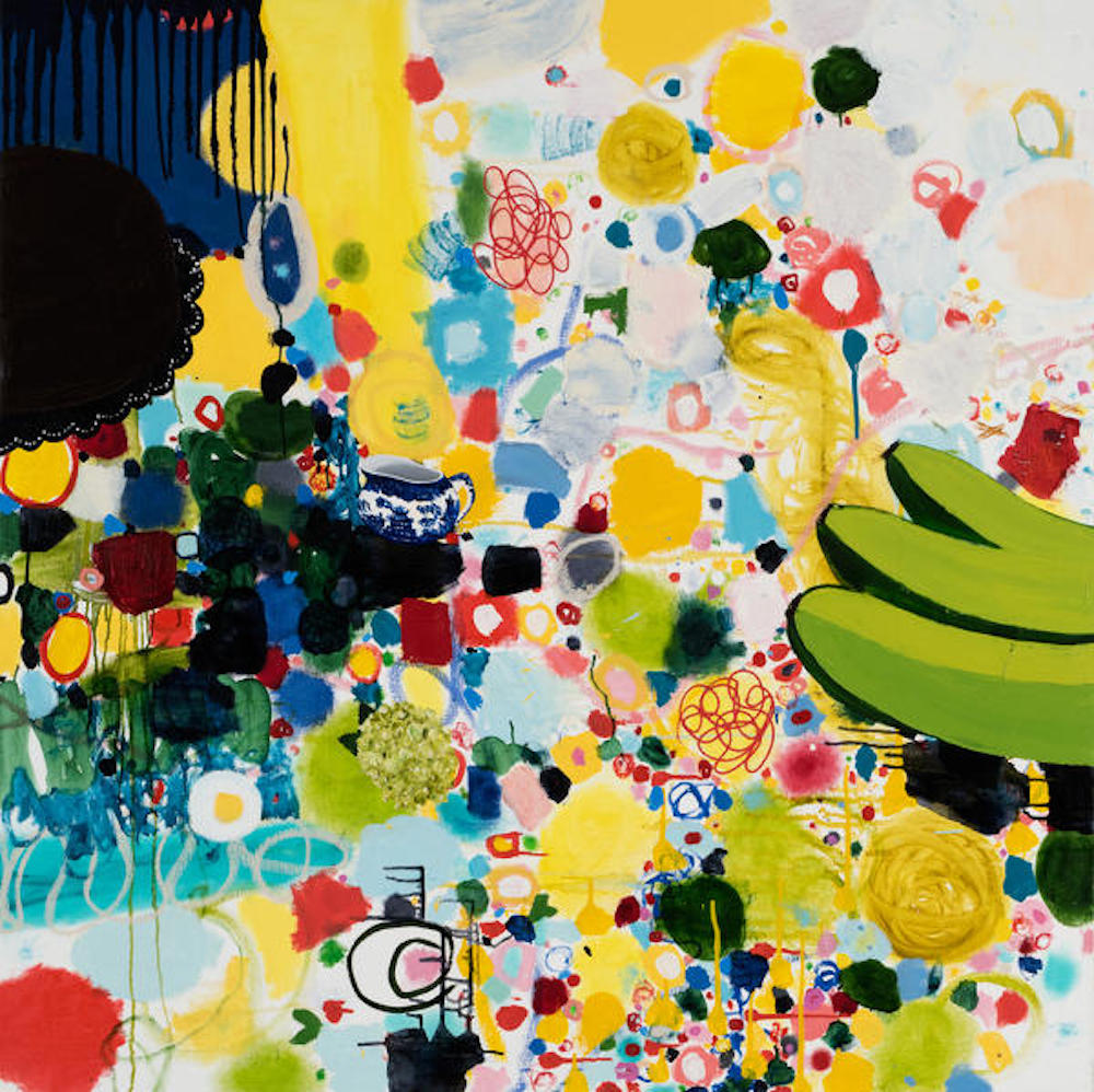 Dreamlike Still Lifes Of Food With Vibrant Colour & Pattern