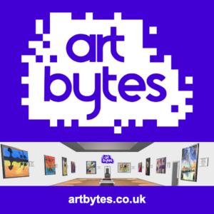 Art Bytes Logo - with gallery